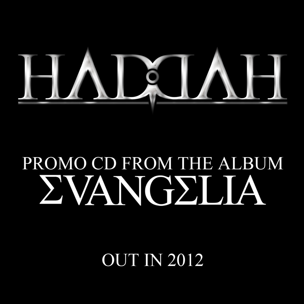 Evangelia Promo CD (full album)