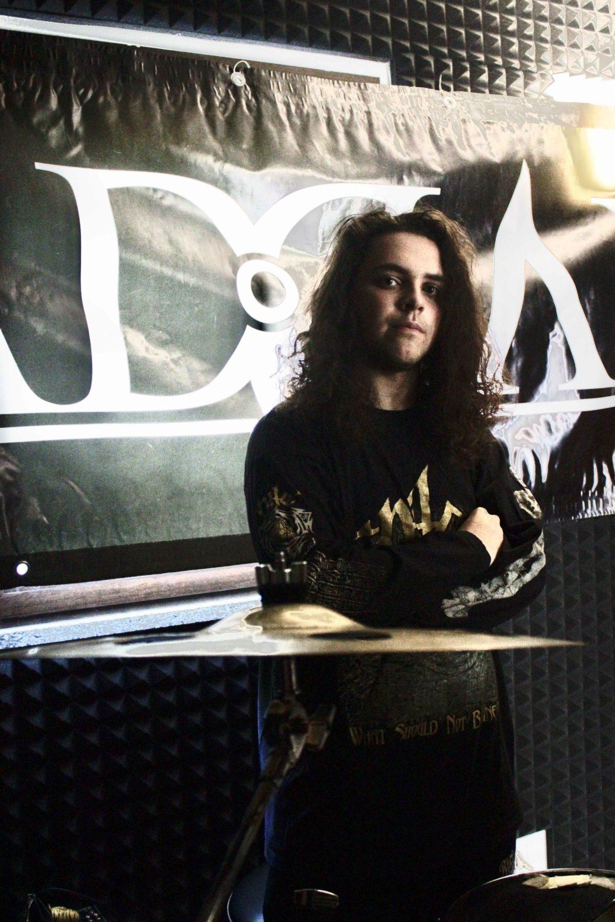 HaddaH introducing new Drummer!